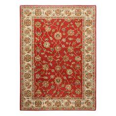 Teppich Royal Ziegler - Wolle/Terrakotta - 120 cm x 180 cm, Theko die markenteppiche Jetzt bestellen unter: https://moebel.ladendirekt.de/heimtextilien/teppiche/sonstige-teppiche/?uid=efaa0f27-3985-5e1f-8937-d1f895b12ed8&utm_source=pinterest&utm_medium=pin&utm_campaign=boards #accessoires #heimtextilien #sonstigeteppiche #orientteppiche #teppiche
