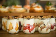 I Love You a Brunch | 24 carrots Catering | Yogurt Parfaits | Studio EMP Photography