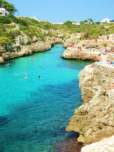 Cala en Blanes - Menorca