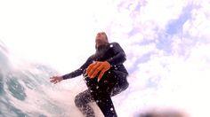 POLSKI SURFER NA KANARACH