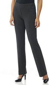 Rekucci Women's Secret Figure Pull-On Knit Bootcut Pant w... https://www.amazon.com/dp/B01HOZRXVW/ref=cm_sw_r_pi_dp_x_PU67yb7B5R7NV
