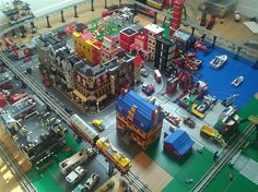 Lighting my Lego city using .NET Microframework - Laurent Ellerbach - Site Home - MSDN Blogs