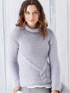 Design from The Second Sublime Lola Design Book (717) - 19 designs for women using Sublime Lola  In this stunning collection we have chosen a beautiful selection of shades to create a series of relaxed garments and accessories for women   English Yarns