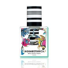 7 Bright & Youthful Rose Fragrances: Balenciaga Rosabotanica