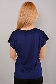 Футболка Г3343 Цена: 345 руб Размеры: 44-46  http://odezhda-m.ru/products/futbolka-g3343  #одежда #женщинам #футболки #одеждамаркет
