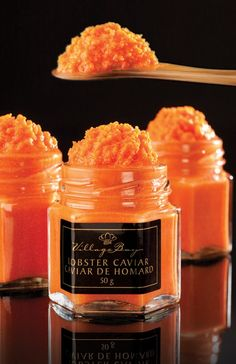 Lobster Caviar :: Yes please