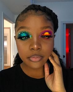 Go to the webpage to see more about makeup, hair and nails Glam Makeup, Baddie Makeup, Queen Makeup, Makeup On Fleek, Beauty Makeup, Cute Makeup Looks, Makeup Eye Looks, Creative Makeup Looks, Pretty Makeup