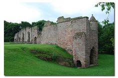Spofforth Castle, North Yorkshire England