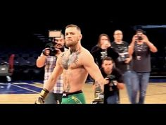 MMA Conor McGregor UFC 205 Open Workout