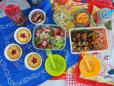 運動会や行楽の「お弁当」、手間をかけずにレベルアップするコツ&レシピとは? | キナリノ Fresh Rolls, Mexican, Ethnic Recipes, Food, Meals, Yemek, Eten