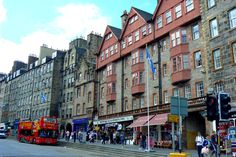 Edinburgh travel photo | Brodyaga.com image gallery: United Kingdom, Scotland