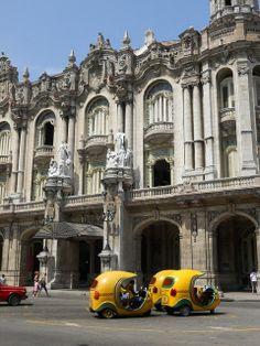 La Habana,  Cuba.... great history.