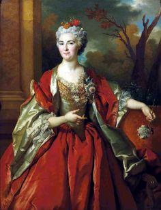 Princess of Liechtenstein — North Italian School: Portrait of a boy with a fur...