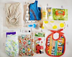 What's In My Diaper Bag? | 9 Months via Love, Joleen #diaperbag #essentials #lovejoleen #blog #blogger #baby