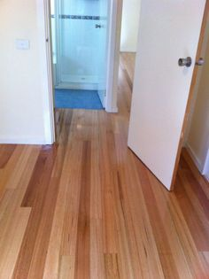 Tasmanian oak floor Hardwood Floors, Wood Flooring, Kitchen Pendants, Douglas Fir, Hard Floor, New Homes, Colours, Caravan, Hamilton