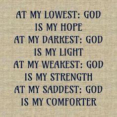 God is mijn ALLES