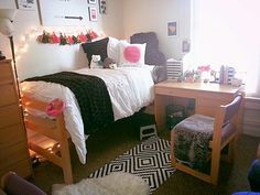 Dorm inspiration - Winthrop University