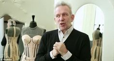 Jean Paul Gaultier set to be celebrated in new exhibition as iconic pieces worn by Madonna, Kylie Minogue and Dita Von Teese go on show Jean Paul Gaultier, Steps To Success, French Fashion Designers, Dita Von Teese, Kylie Minogue, Isabel Marant, Madonna, Fashion News, Vest