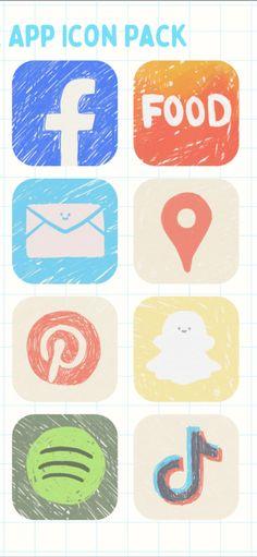 ✏️ Cute iOS14 Homescreen (๑・ᴗ・๑)