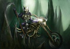 Doomrider by FredrikEriksson1 on DeviantArt