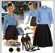 Super cute Summer outfit