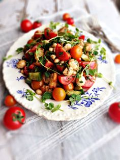 Quick and Easy White Bean Salad
