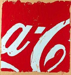 Coca-Cola, 1962, Mario Schifano