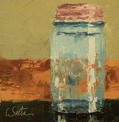 Leslie Saeta Fine Art - Fresh and Colorful Paintings with a Palette…: