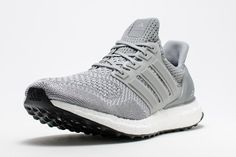 ADIDAS ULTRA BOOST (SILVER/WHITE). The Kanye effect?