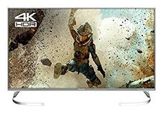 Shop for Panasonic 1600 Hz Widescreen Ultra Hd Hdr Smart Led Tv With Freeview Play Model) - Silver With One For All (flat) Tv Bracket. Starting from Choose from the 2 best options & compare live & historic television prices. Tv Plasma, Panasonic Tvs, 4k Ultra Hd Tvs, Full Hd Pictures, Cinema Experience, Tv Accessories, Wireless Lan, Internet Tv, Display Resolution