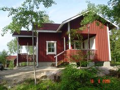 Stormalo cottage village, Parainen, Finland, www. Archipelago, Cottages, Scandinavian, Shed, Outdoor Structures, Cabin, House Styles, Summer, Inspiration