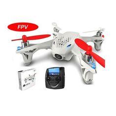 drone rc hubsan x4 h107d fpv mode 1 les drones hubsan sont les ...