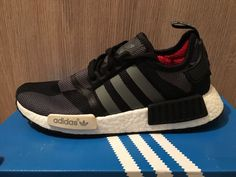 ADIDAS NMD R1 CAMO BLACK LIMITED EDITION UK 5.5 US 6 FR 38.2/3 CHN 235