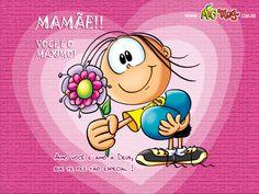 mensagem dia das mães | Imagens da Internet: Dia das Mães Wallpaper-Mães
