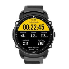 NEW ARRIVAL - Super Sport GPS Smart Watch IP68 Waterproof with Bluetooth Heart Rate Fitness Tracker