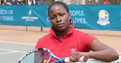 The Williams sisters will inspire budding able bodied and disabled tennis players, says South Africa's Paralympian and number one ranked wheelchair tennis player KG Montjane. Tennis Players, Number One, Tennis Racket, Just Love, Sisters, Daughters, Big Sisters