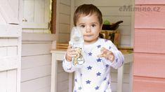 Pitný režim dětí: Jak je motivovat? - eMimino.cz Onesies, Kids, Baby, Clothes, Young Children, Outfits, Boys, Clothing, Kleding