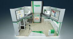 Schneider Electric Exhibition Le Marche 2015 Egypt on Behance