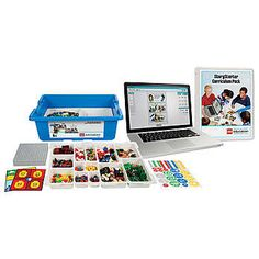 LEGO Education | Products > Elementary > StoryStarter Pack