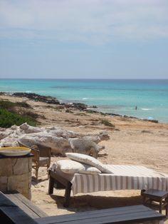 Formentera, Mitjorn Beach