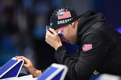 swimmer Caeleb Dressel broke retired Olympic competitor Michael Phelps' world record in the butterfly Friday at the world […] Olympic Swimmers, Olympic Gymnastics, Olympic Sports, Michael Phelps Body, Caeleb Dressel, Swimmer Girl Problems, Olympic Badminton, Competitive Swimming, Olympic Gold Medals
