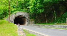 Beautiful days like this are perfect for a drive through the Smoky Mountains!