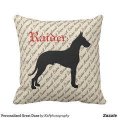 Follow the link to see this product on Zazzle! @zazzle #dog #dogs #dogstuff #dogpin #pet #pets #animals #animal #fun #buy #shop #shopping #sale #gift #dogowner #dogmom #dogdad #apartment #apartmentgoals #apartmenttherapy #home #decor #homedecor #bedroom #apartmenttherapy #throw #pillows #throwpillows #pillow #greatdane