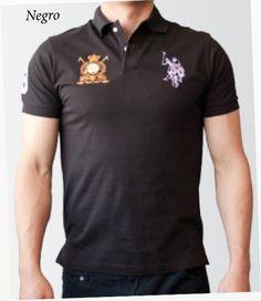 Playera Polo 100% algodón muy pronto de venta en US Polo Assn este mes es 04d876f279620