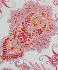Pink Paisley- Liberty London