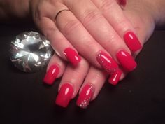 Precision Gel Polish - done by the gorgeous Kym from Zena's Nails.
