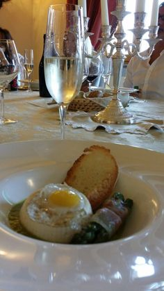 Easter Lunch 2015: starters.