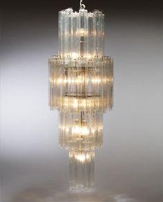797: Tapio Wirkkala / Arcadia chandelier < Important Italian Design, 5 December 2006 < Auctions | Wright