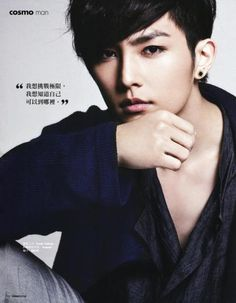Aaron Yan--Almost too pretty