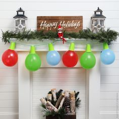 Check out some of the super simple ideas for scout elves to find out some of the ways scout elves are returning to their families during Scout Elf Return Week! Easy Christmas Crafts, Simple Christmas, Christmas Decorations, Christmas Elf, Christmas Lights, Christmas Balloons, Christmas 2019, Christmas Ideas, Elf Pets